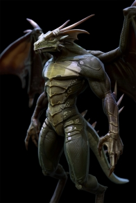 Alpha Draconian, or Draco