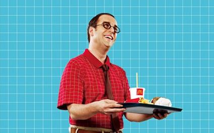 McDonald's guy