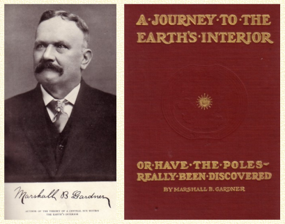 A Journey to the Earth's Interior - hollow earth