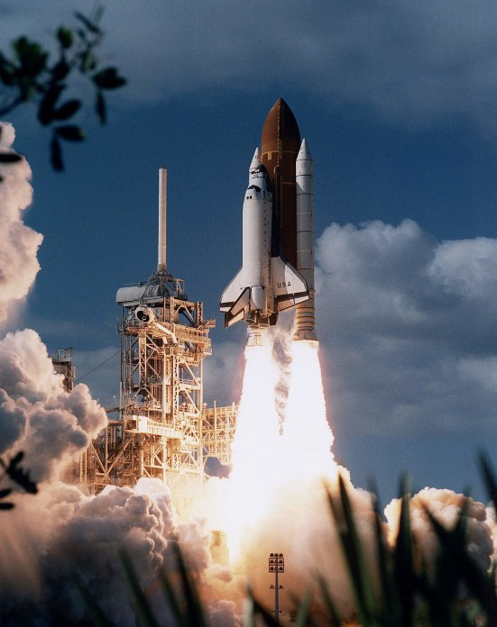 space shuttle sts-80 _launch_01