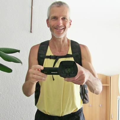 Jock videographer headshot